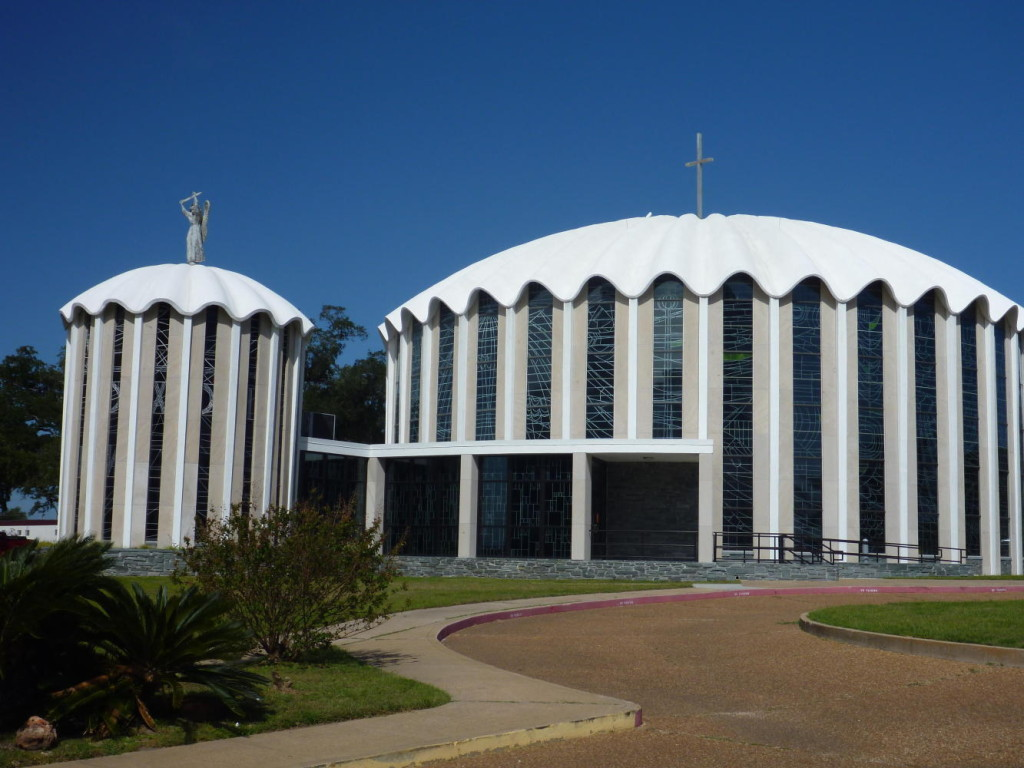 St. Michael's Catholic Church in Biloxi.