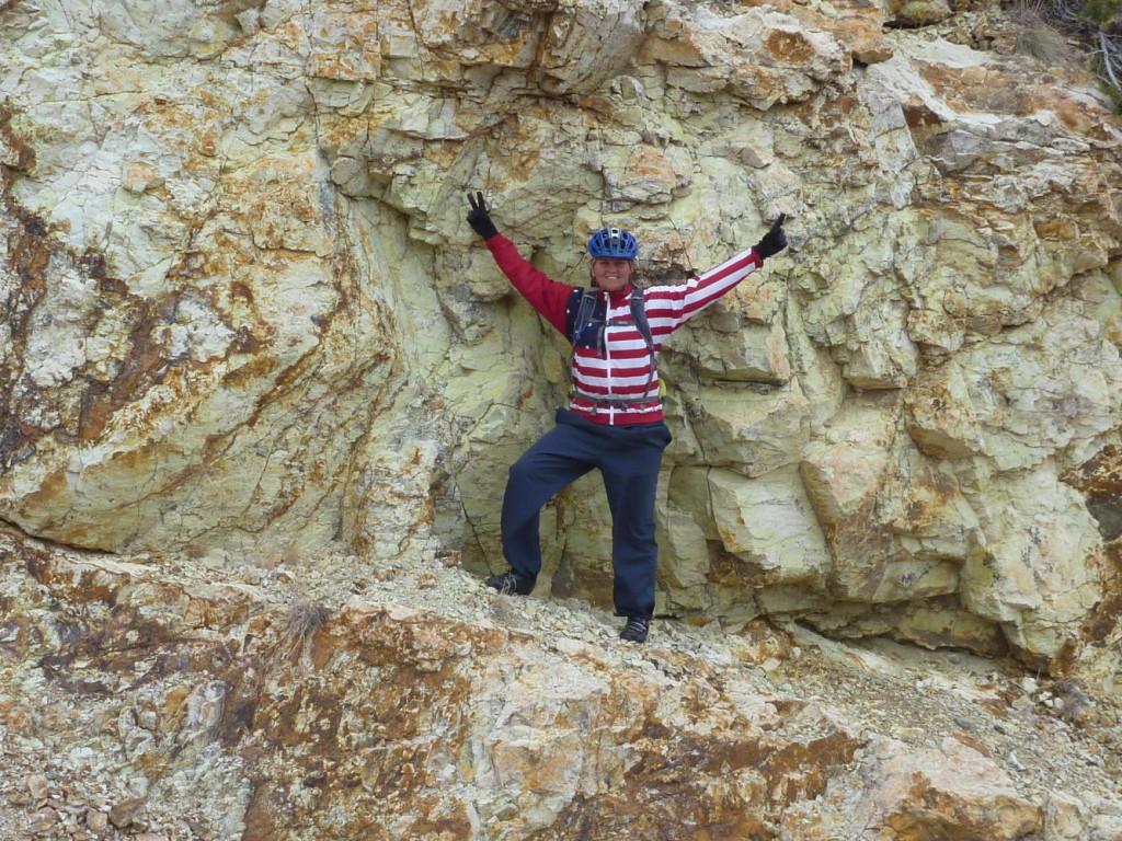 The climber.