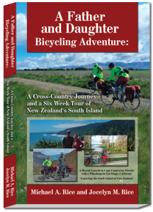 Our new book can be purchased from FatherDaughterCyclingAdventures.com