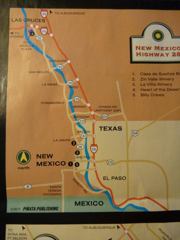 Hwy 28 a must ride if in El Paso. Thanks again Joseph!