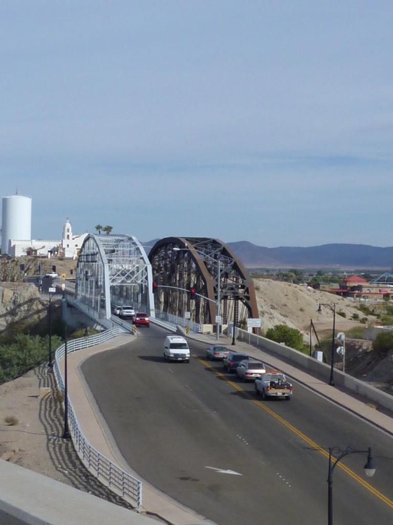 Nice bridges.