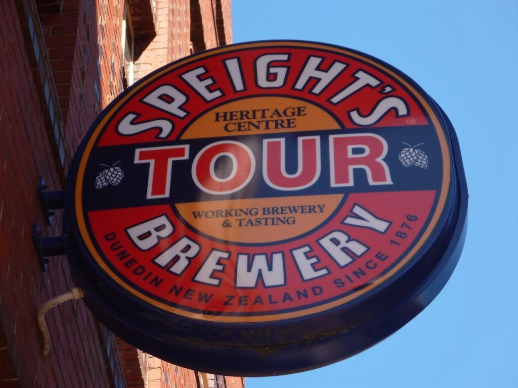 A 5 minute walk from our downtown hostel. What a great tour about the history of beer.