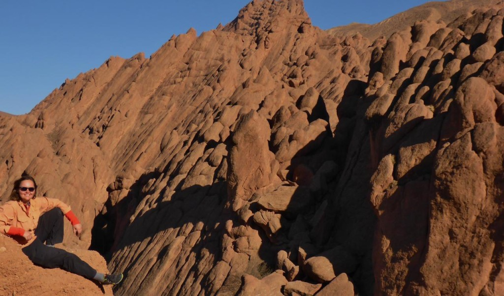 """The """"brains"""" of the Atlas Mountains."""