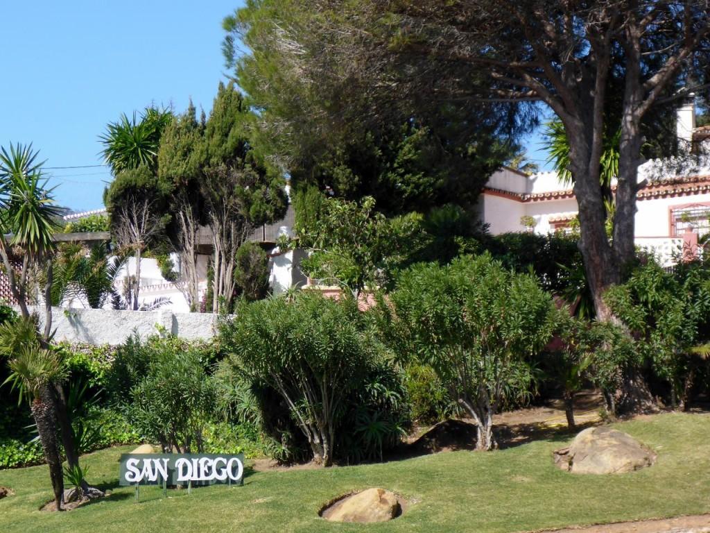 San Diego...Spain!