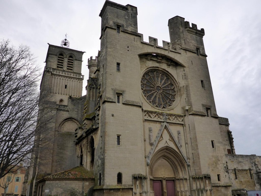 Cathedral of Saint-Nazaire.