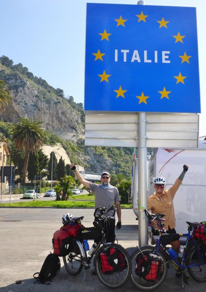 Italy achieved!