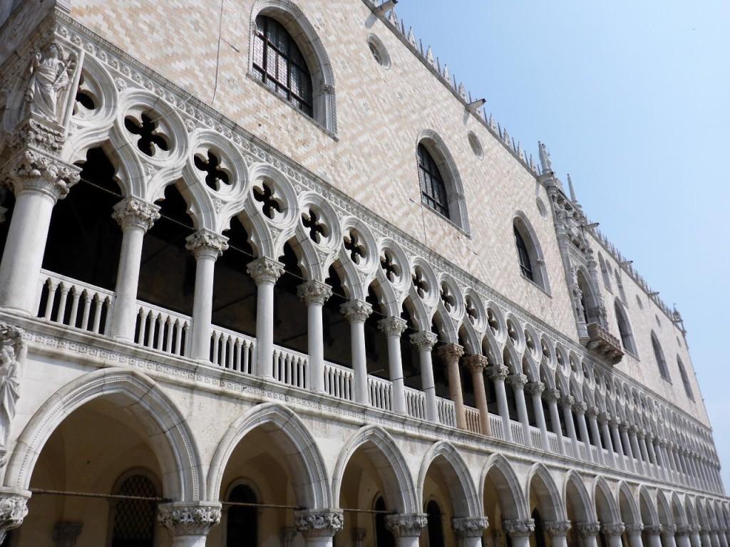 Spectacular architecture.