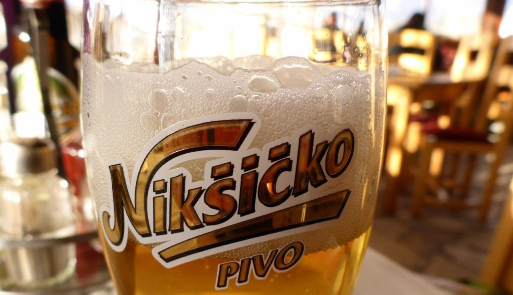 Brewed in our current location of Niksic, Montenegro. What a cool name for a beer!