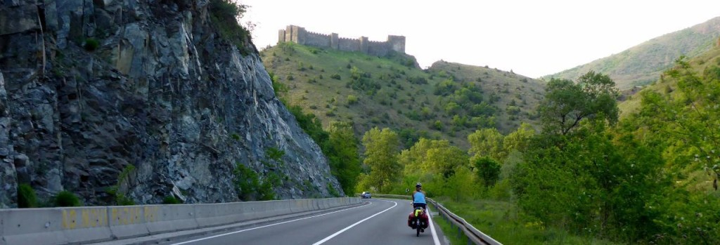 One of our best rides yet and a castle on the hill.