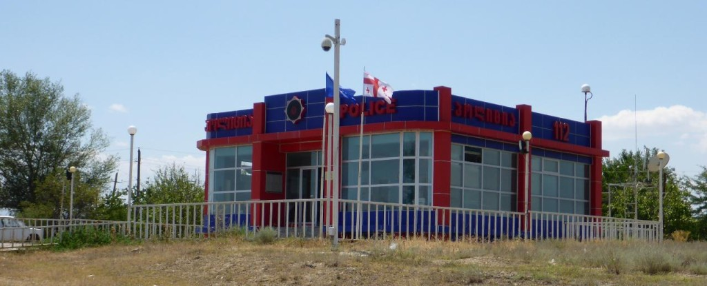 A Georgian Police Station.