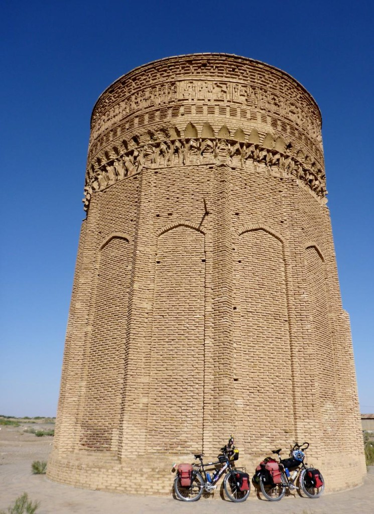 A 1,000 year old tower of which there is no record of its use.