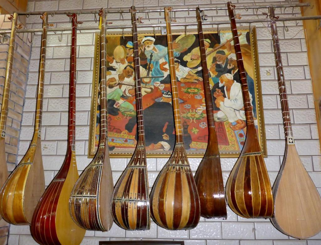 Beautiful instruments.