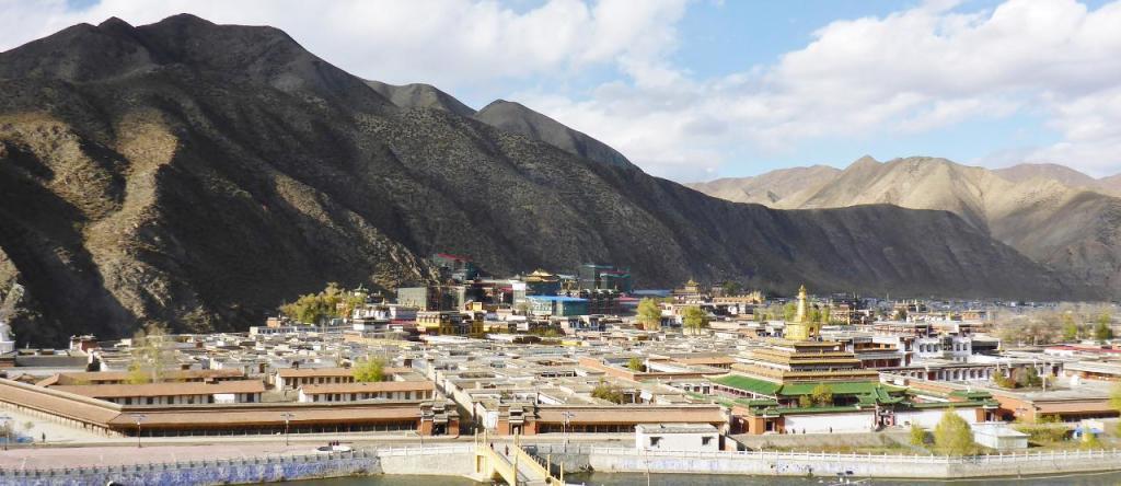 Labrang Monastery.