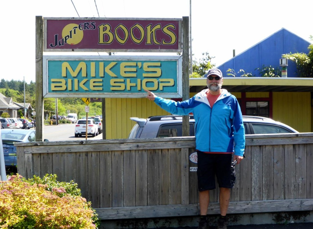Mike's Bike Shop in Cannon Beach - out of business though.