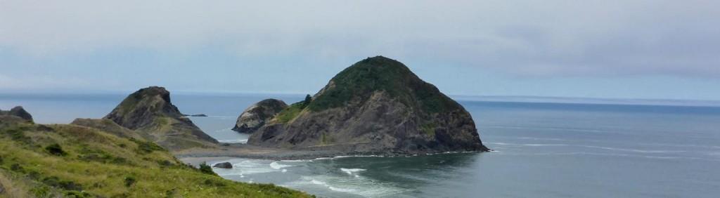 Beautiful Oregon coastline.