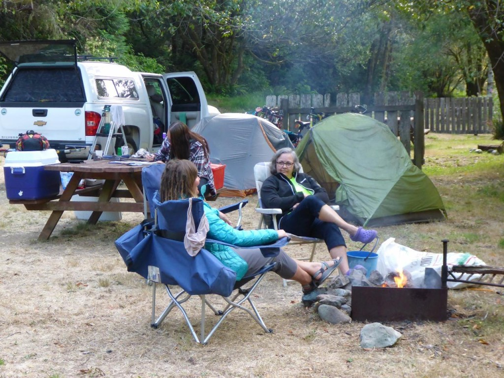 Another fine camp in Gold Beach.