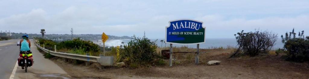 Beautiful Malibu.