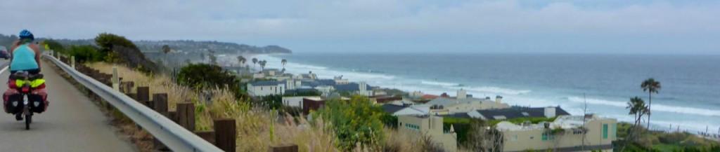 Lots of nice beachside homes.