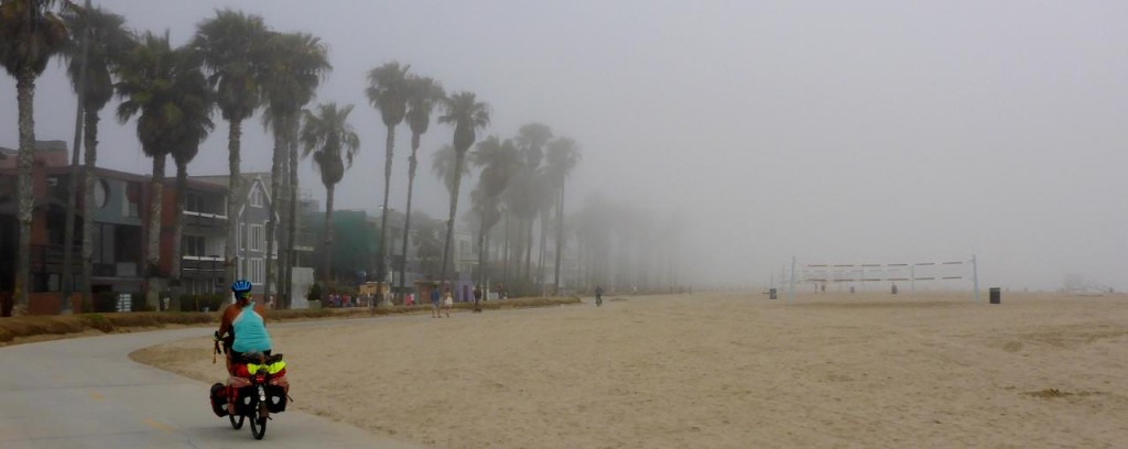 Then the fog rolls in.