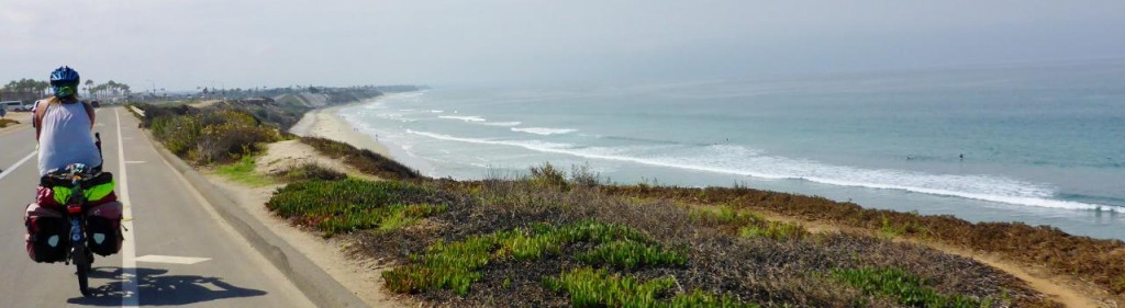 More beautiful California coastline.