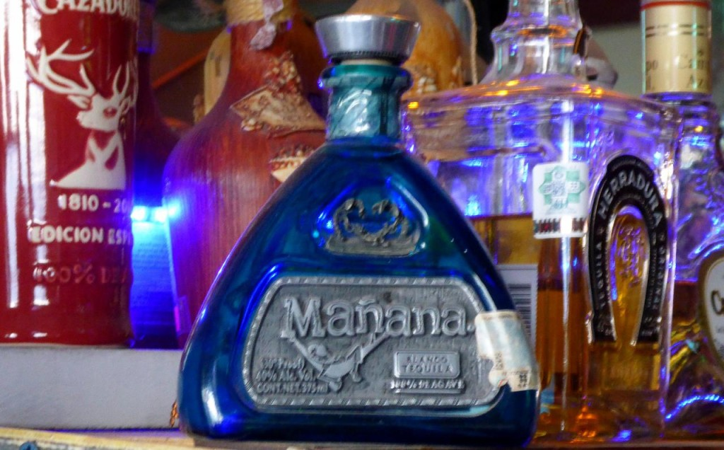 An interesting name and looking Tequila.