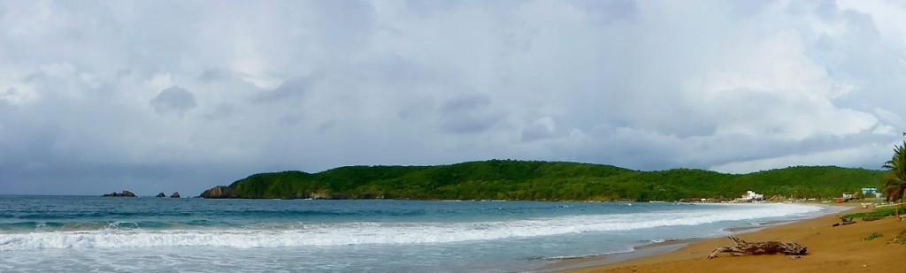 Playa (beach) Dorada.