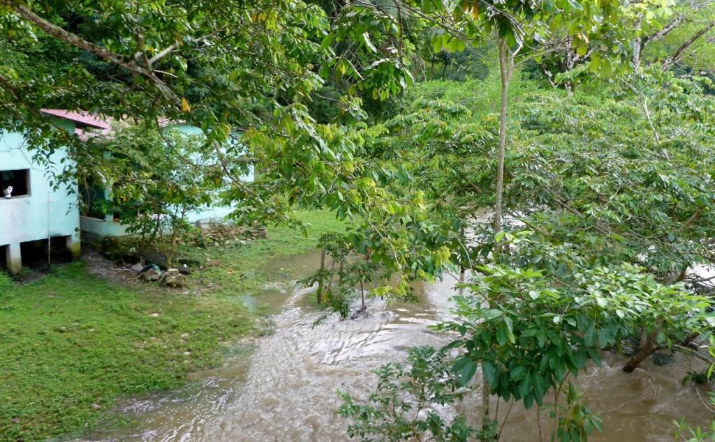 Flooding everywhere in Guatemala.