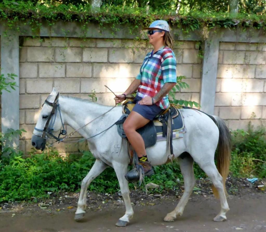 A fine rider.