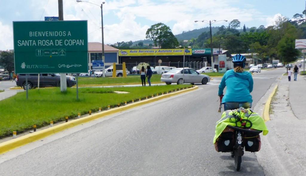 Santa Rosa de Copan.