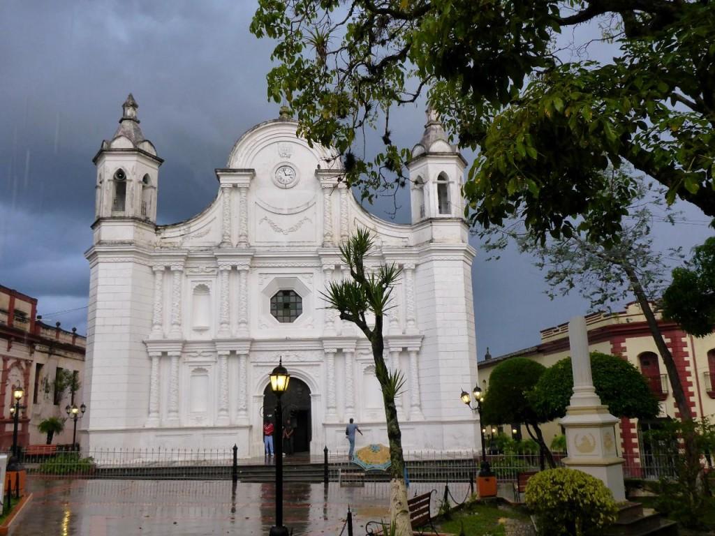 Cathedral de Santa Rosa de Copan.