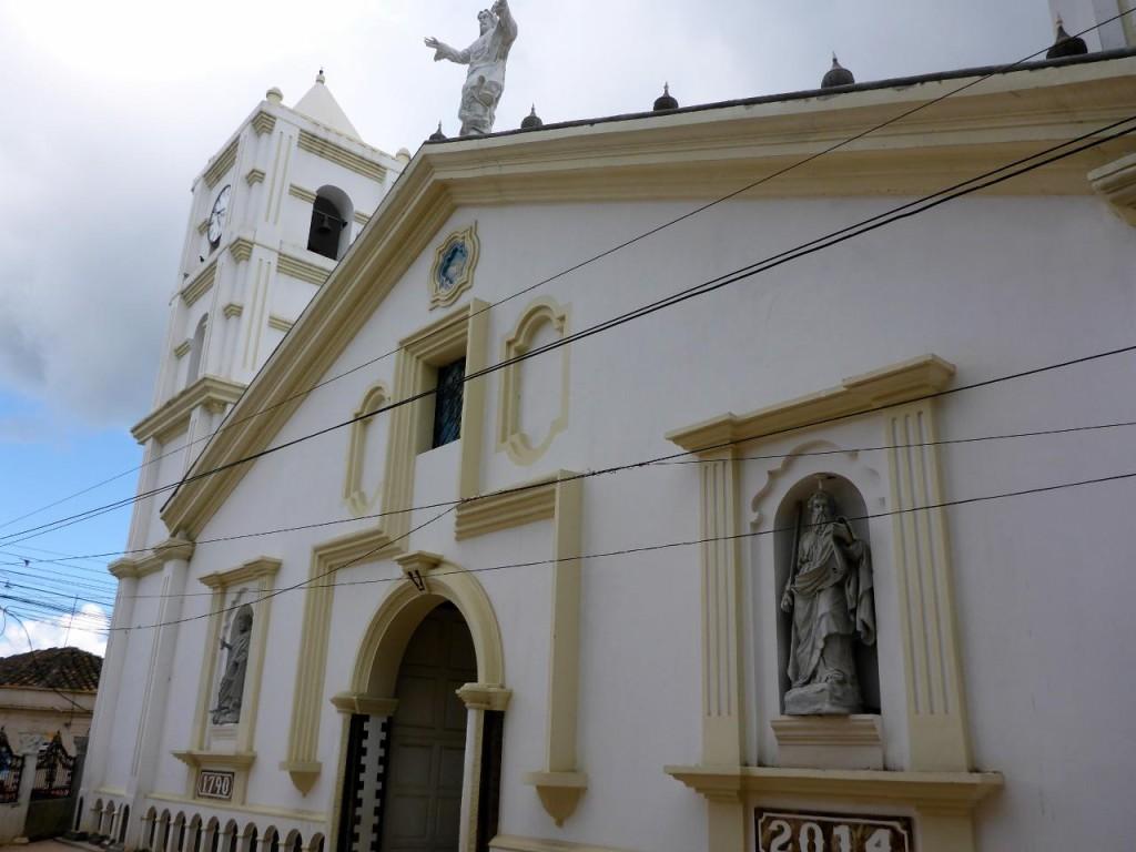 The local church.