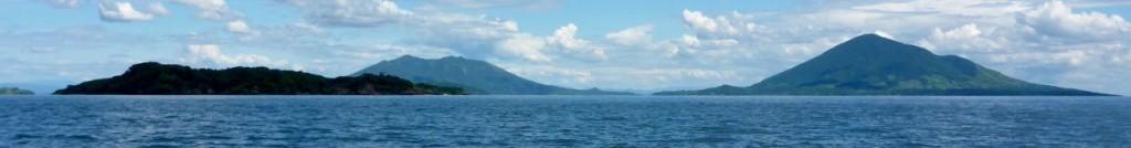 Islands belonging to Honduras.