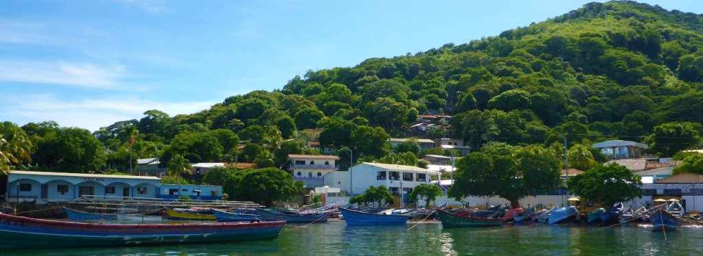Another cool fishing village.