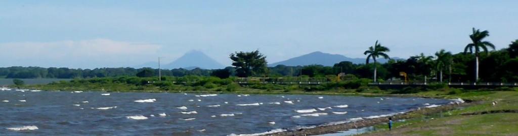 Lake Nicaragua.