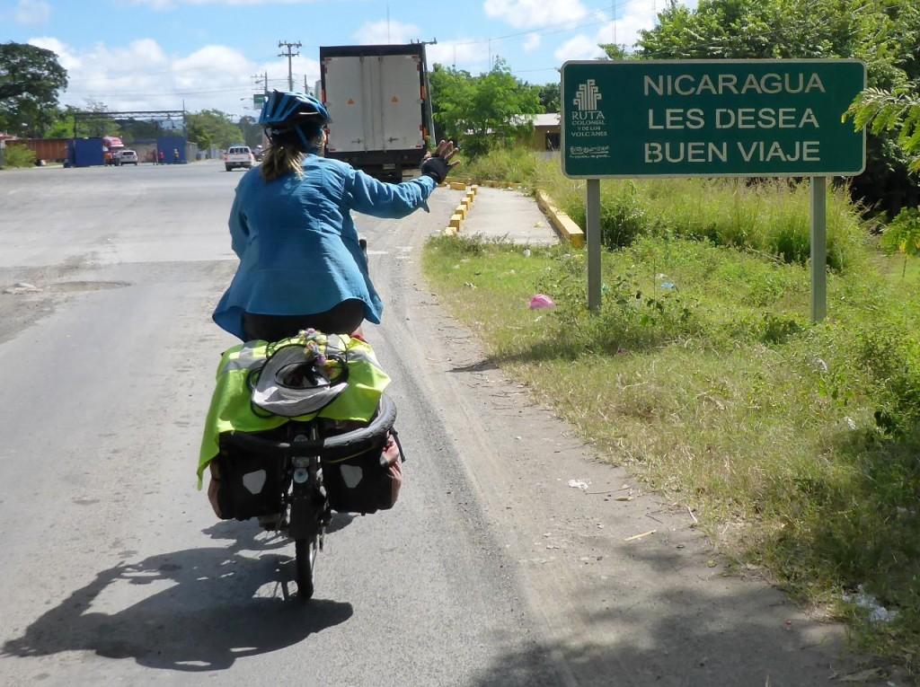 Goodbye Nicaragua...