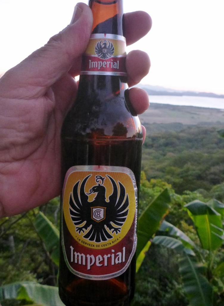 A very fine Costa Rican beer.