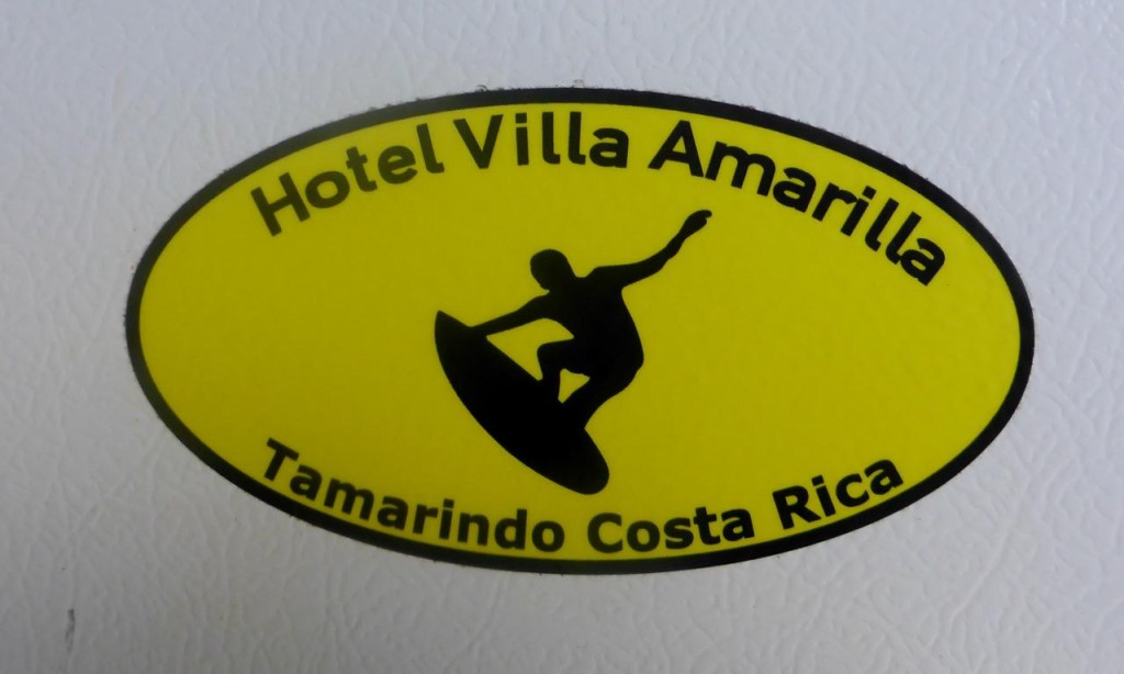 A very fine hotel right on Tamarindo Beach.