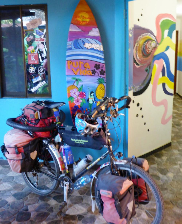 "Pura Vida, Costa Rica. Spanish for ""Pure Life"""