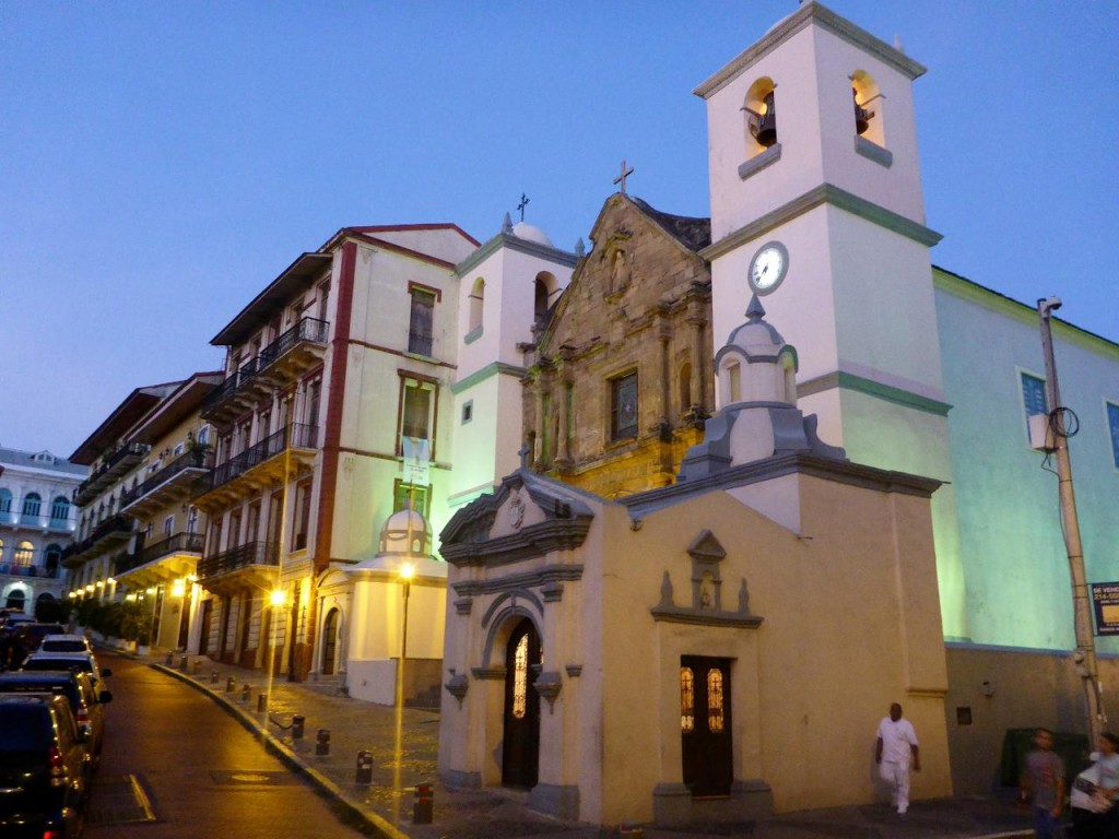 The Old Town Cathedral.