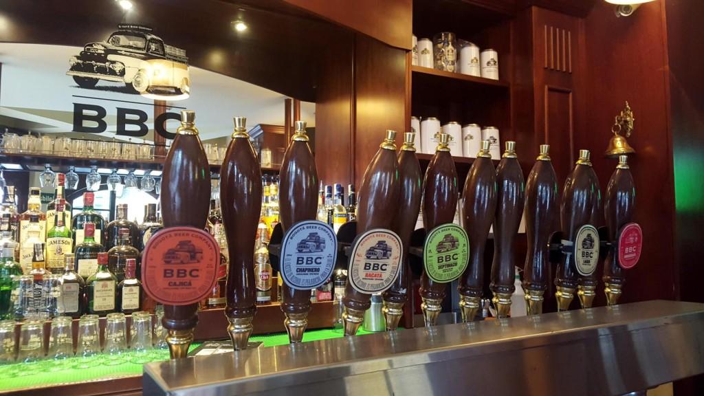 The Bogota Beer Company.