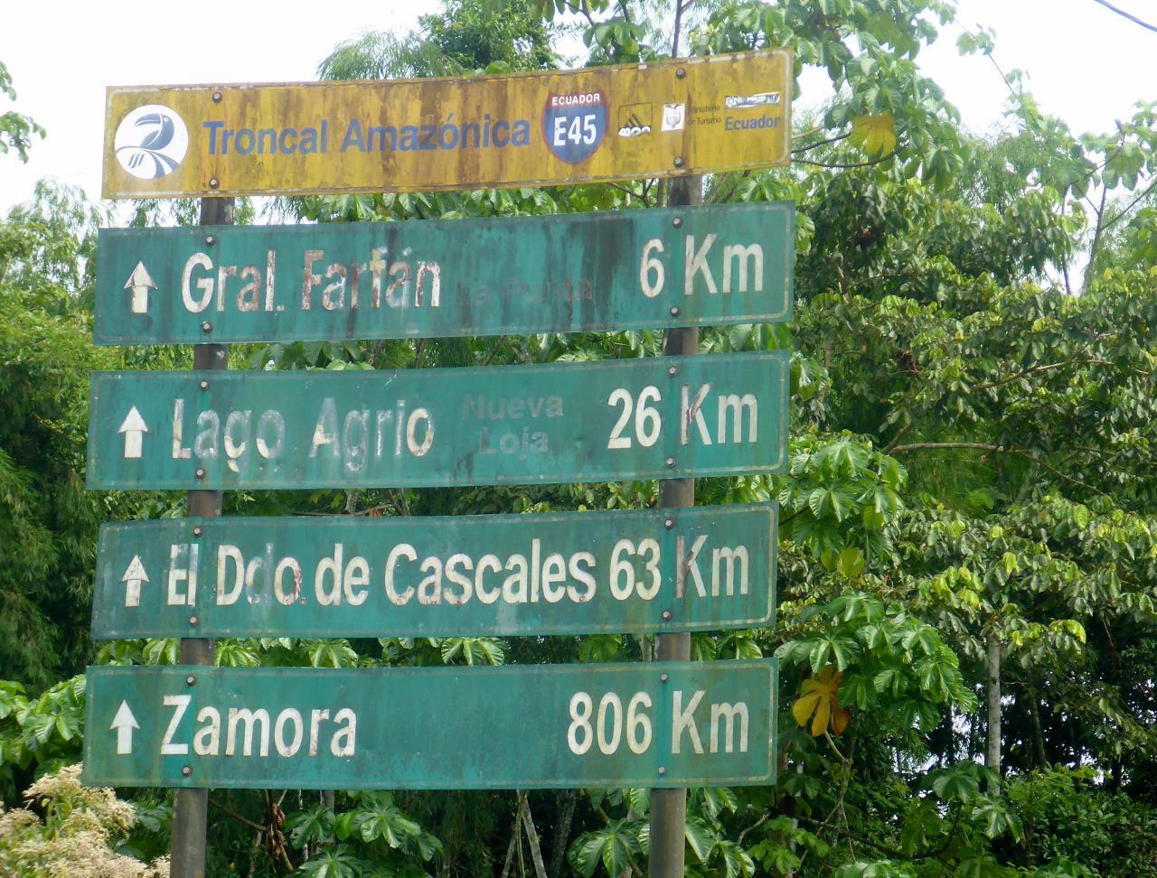 Ecuador E45.