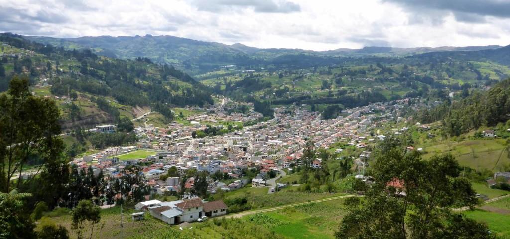 Biblian, Ecuador.