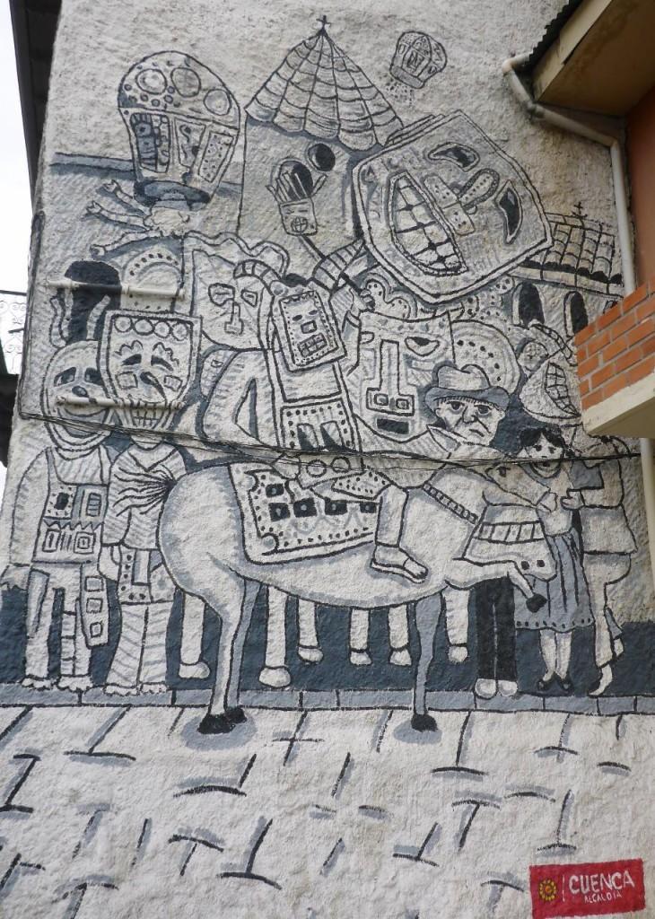 Local graffiti.