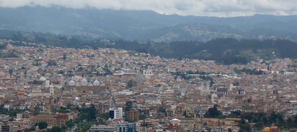 Old Town Cuenca.