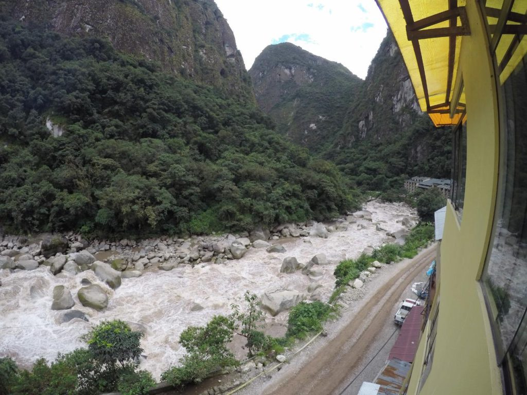 What a cool town and about a 30 minute bus ride to Machu Picchu.