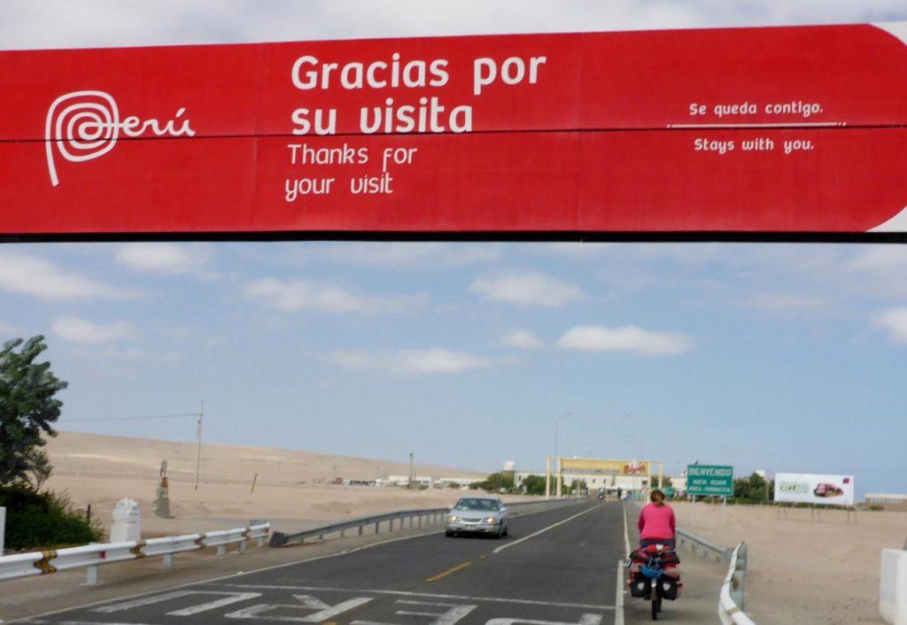 Goodbye Peru...
