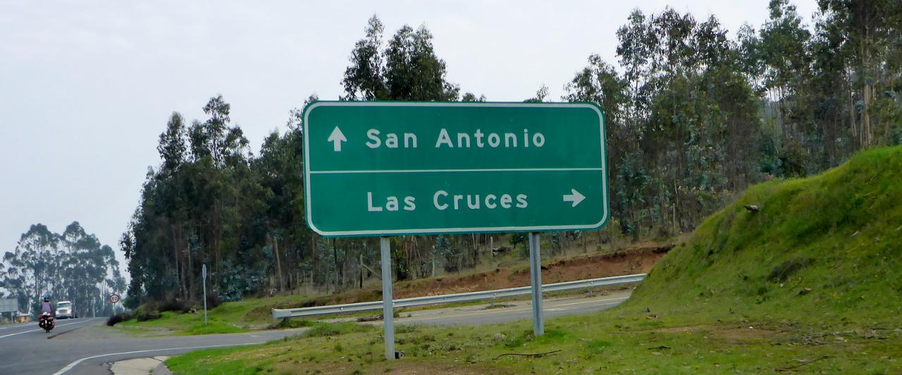 Where are we... Texas, New Mexico or Chile?