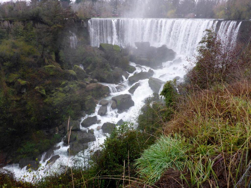 Beautiful Laja Falls.