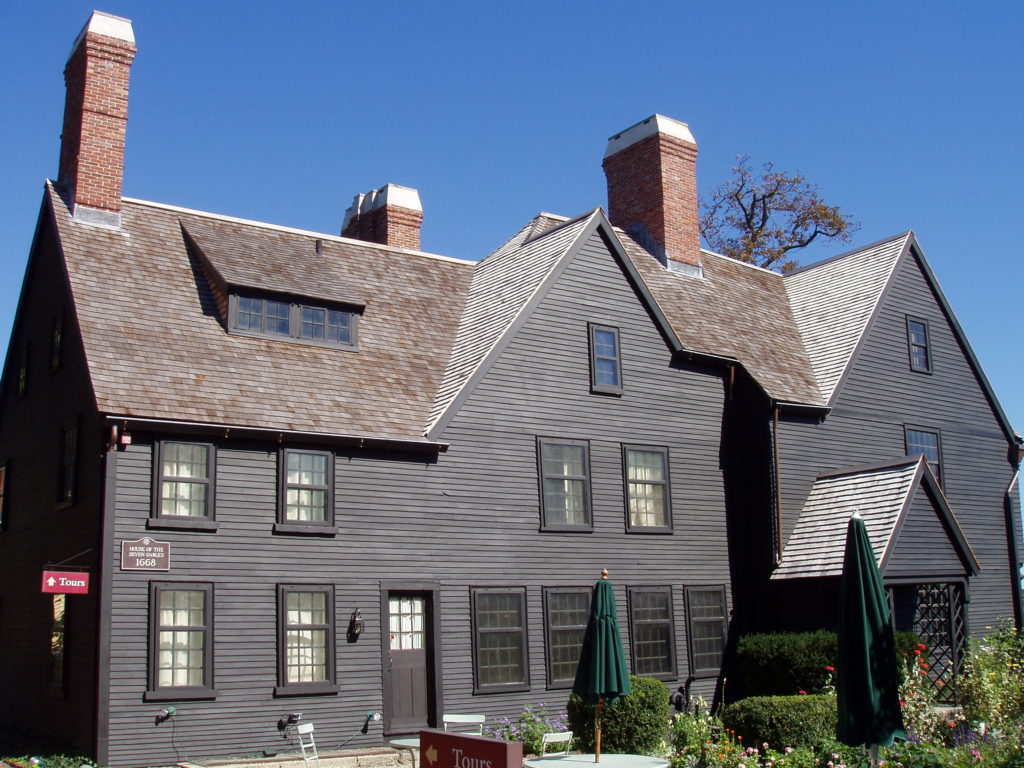 House of the Seven Gables.