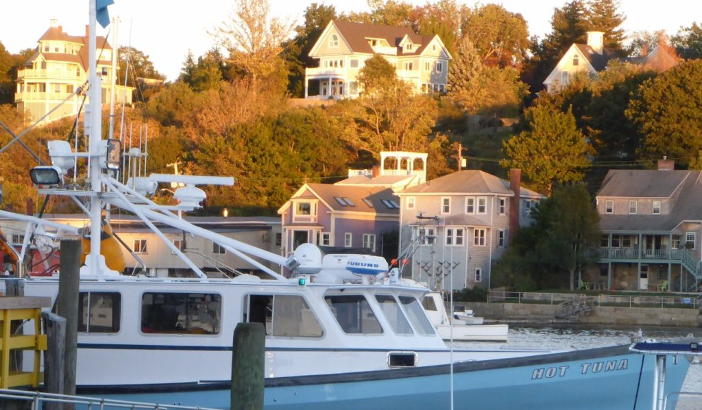 The Hot Tuna, another boat in the show Wicked Tuna.